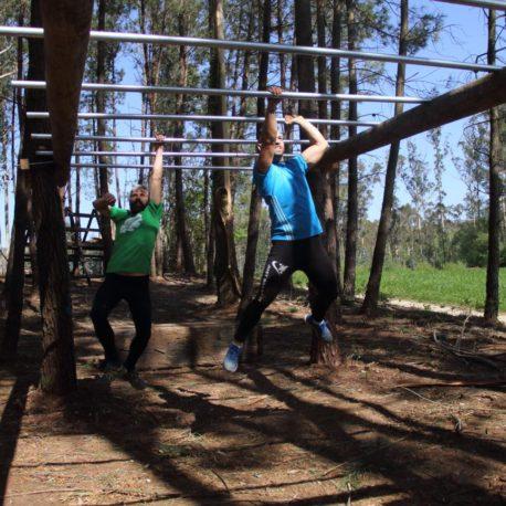 Campo de obstáculos OCR en Monfero