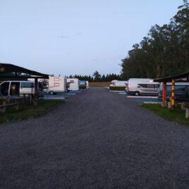 Área de autocaravanas